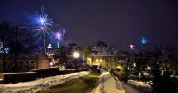 Новорічний Люблин. Фото: Piotr P/Flickr