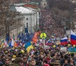 Фото Іллі Варламова. Марш миру у Москві