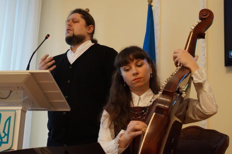 День Злуки в Посольстві України