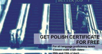 GET POLISH CERTIFICATE FOR FREE