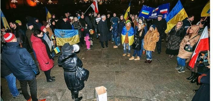 віче солідарності з україною