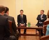 В'ячеслав Кириленко зустрівся з українською діаспорою у Варшаві