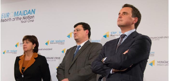 Іноземці в українському уряді