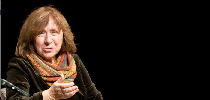 Нобелівську премію з літератури отримала білоруска Світлана Алексієвич