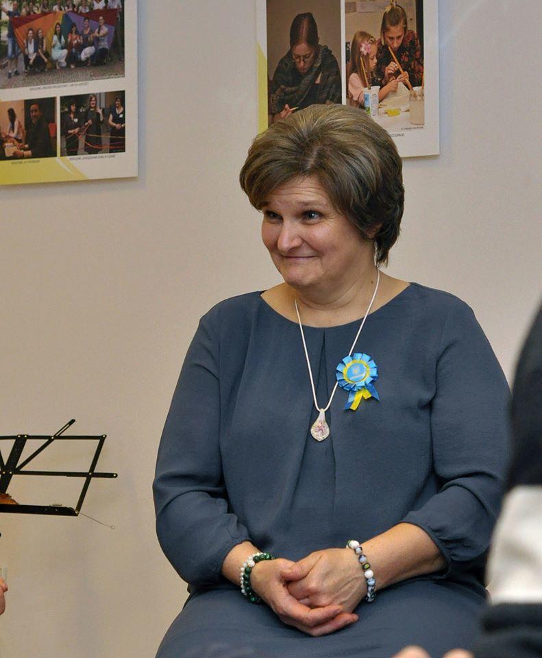 Під час святкування річниці Українського Дому