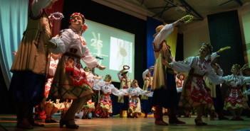 Концерт, приурочений 25-літтю школи в Гурові-Ілавецькому. Фото Павла Лози