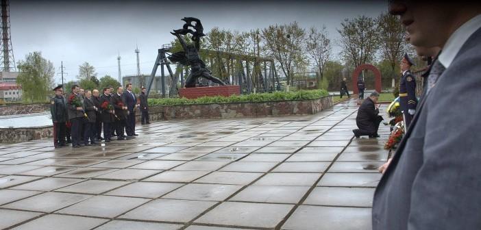 chornobyl poroshenko