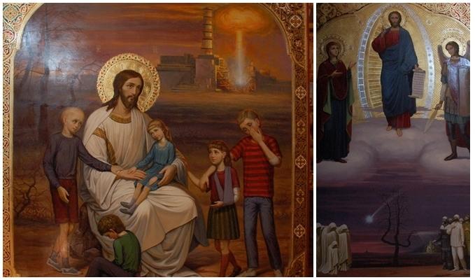 Чорнобильська іконографія. Церква в Славутичі