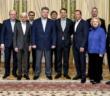 Міжнародна дорадча рада. Фото зі сторінки www.president.gov.ua