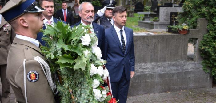 ministr oborony macerewicz