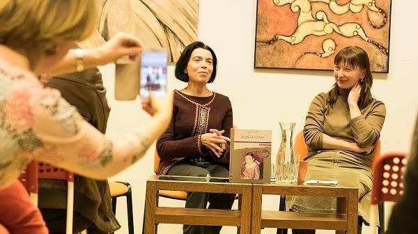 """Презентація книги """"Відвага і страх"""" в Українському домі у Варшаві"""