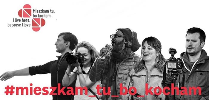 «Mieszkam tu, bo kocham» – документальний фільм про життя мігрантів у Польщі