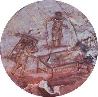 christ dura-europos-paralytic kolo