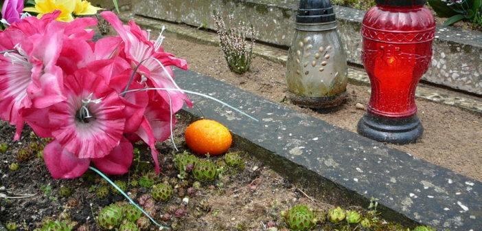 Писанки на могилах у селі Чижі, Гайнівський повіт