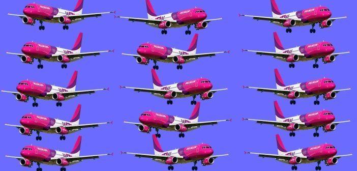 Wizz Air збільшість кількість рейсів з Польщі в Україну