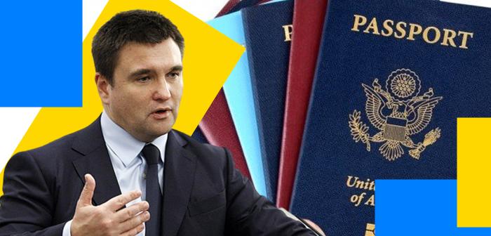 """Павло Клімкін: """"Я виступаю за можливість подвійного громадянства для української діаспори"""""""